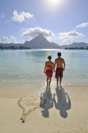 Sposarsi in Polinesia - InterContinental Bora Bora Resort