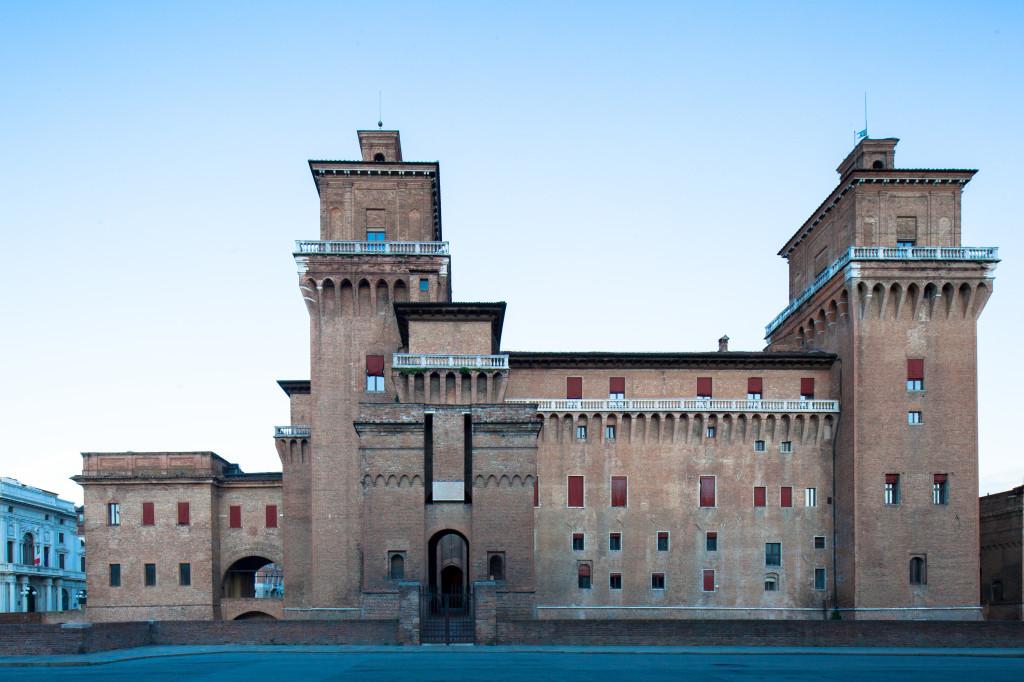 il_castello_estense_di_ferrara